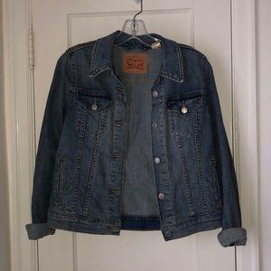 Levi's medium jean jacket